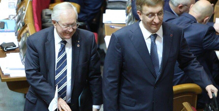 Владислав Бухарев (справа) / Фото: УНИАН