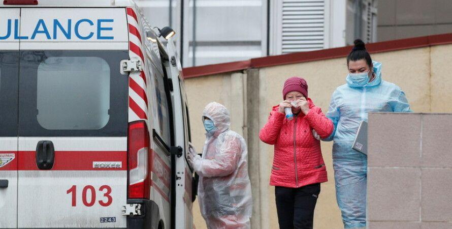 коронавірус в Україні, статистика коронавируса, померлі, які захворіли на, прц тести