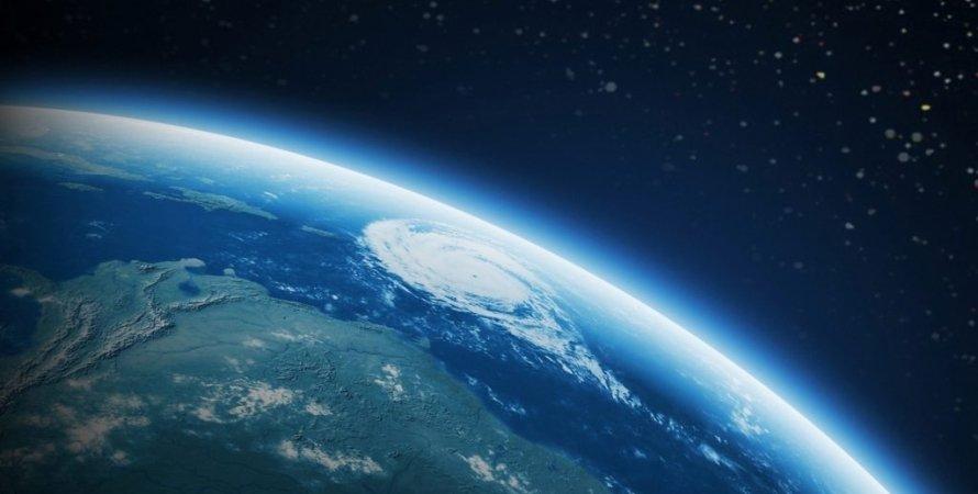 Земля, космос, иллюстрация