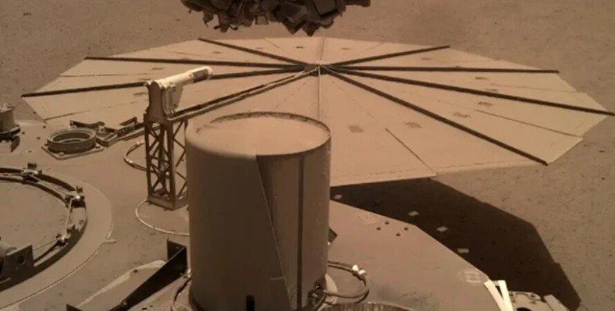 InSight, Марс, зонд, космічний апарат