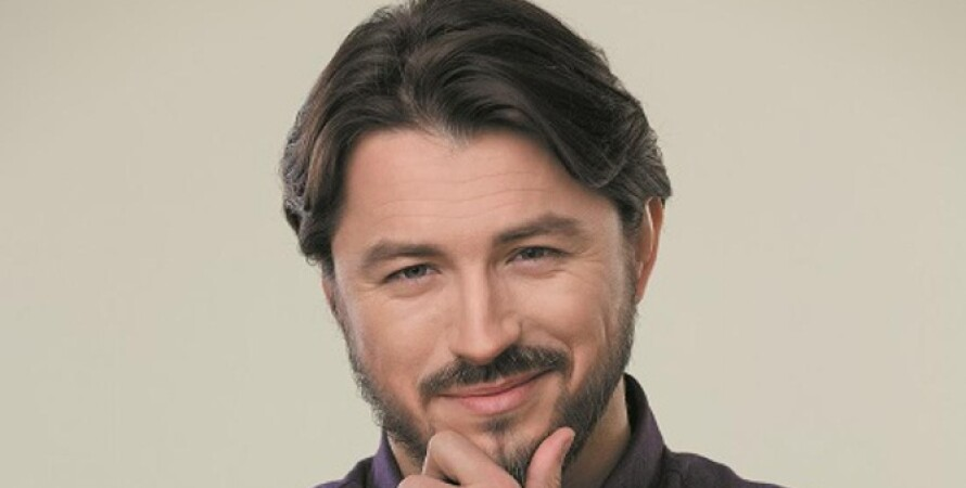 Сергей Притула, притула, голос, шоумен, партия