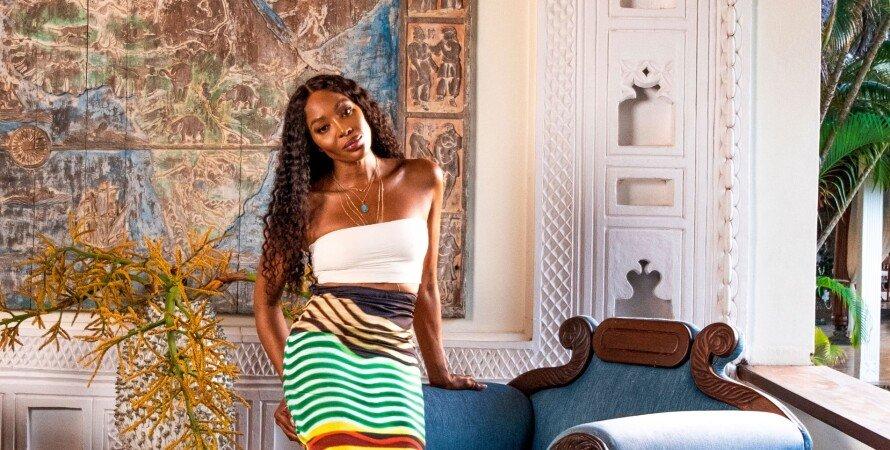 Наомі Кемпбелл, вілла, Кенія, дизайн, супермодель