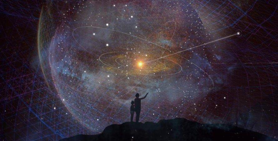 межзвездный зонд, Вояджер, NASA, Солнечная система