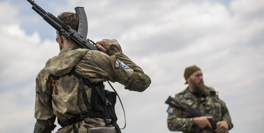 Боевики в Донбассе / Фото: Getty Images