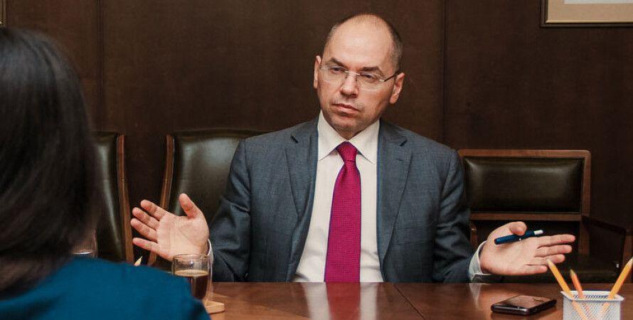 Степанов, максим степанов, глава моз, мінохоронздоров'я, міністр, локдаун