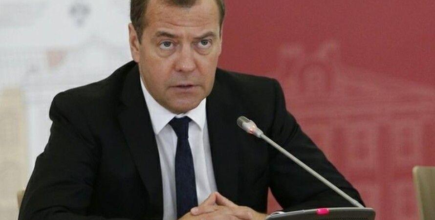 Дмитрий Медведев / фото: Russian Government Press Office