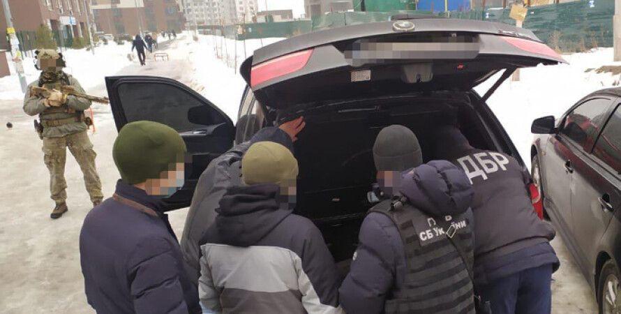 ГБР,  СБУ, похищение, выкуп, похищение людей, Харьков