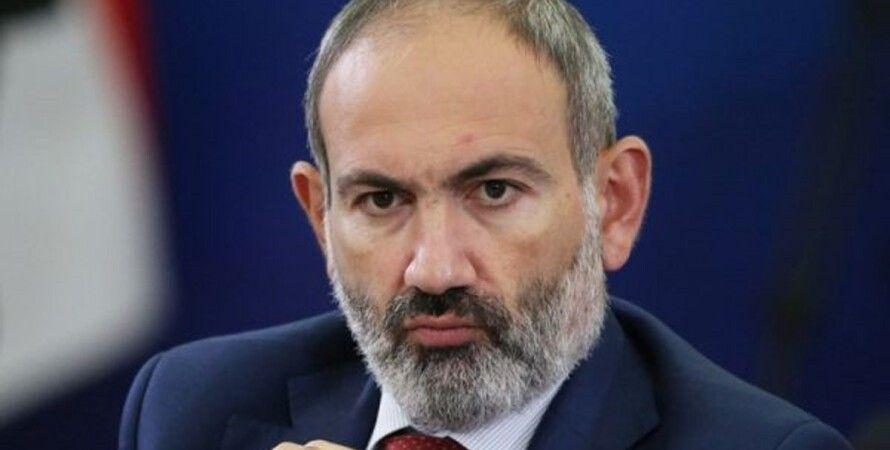 Оніко Гаспарян, глава генштабу ЗС Вірменії, криза в Вірменії, відставка Гаспарян, відставка Пашиняна, переворот