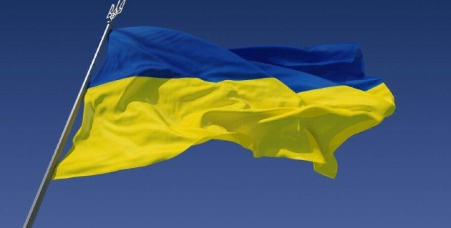Флаг Украины, день флага, прапор