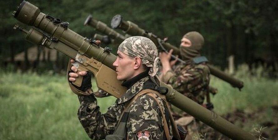 Пророссийские боевики Донбасса / Фото из открытого источника