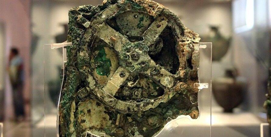 Антикітерський механізм, стародавні греки, небесні тіла, Архімед
