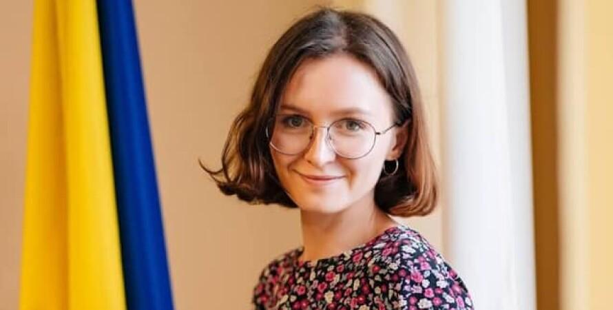Анжела Єременко, пост, цвк, ЦВК, помічниця голови ЦВК, звільнилася