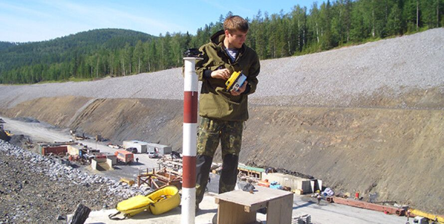 Геологические исследования / Фото из открытого источника