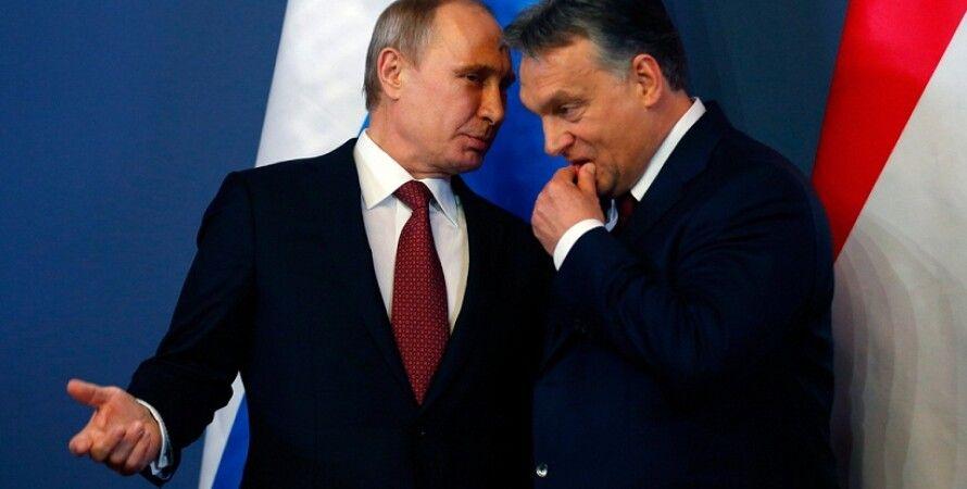 Владимир Путин и Виктор Орбан / Фото: russiancouncil.ru
