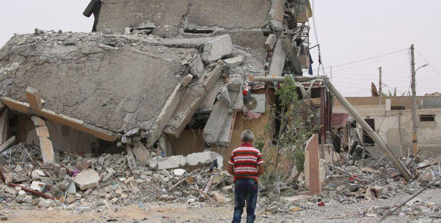 Ракка / Фото: ЮНИСЕФ