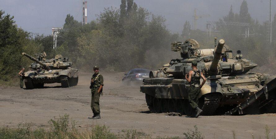 Российские танки в Украине/ Фото: Reuters