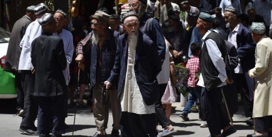 Уйгури, Китай, Синьцзян-Уйгурський автономний округ