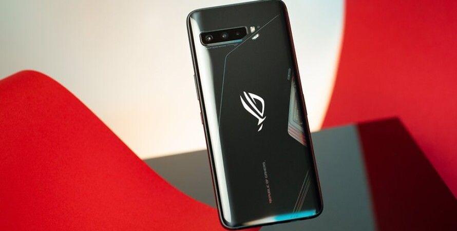 Asus, ROG Phone 3, смартфон