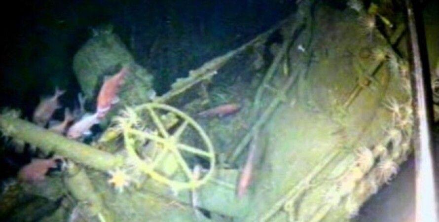 Найденная подводная лодка HMAS AE1 / Фото: Australian Government