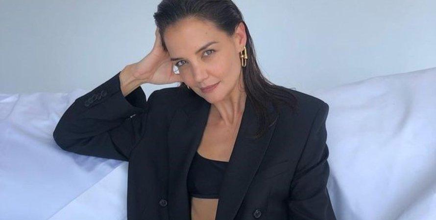 Кэти Холмс, актриса, бывшая жена Тома Круза