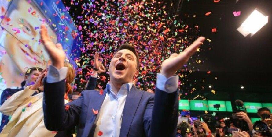 день рождения, владимир зеленский, поздравления, офис президента, банкет, карантин