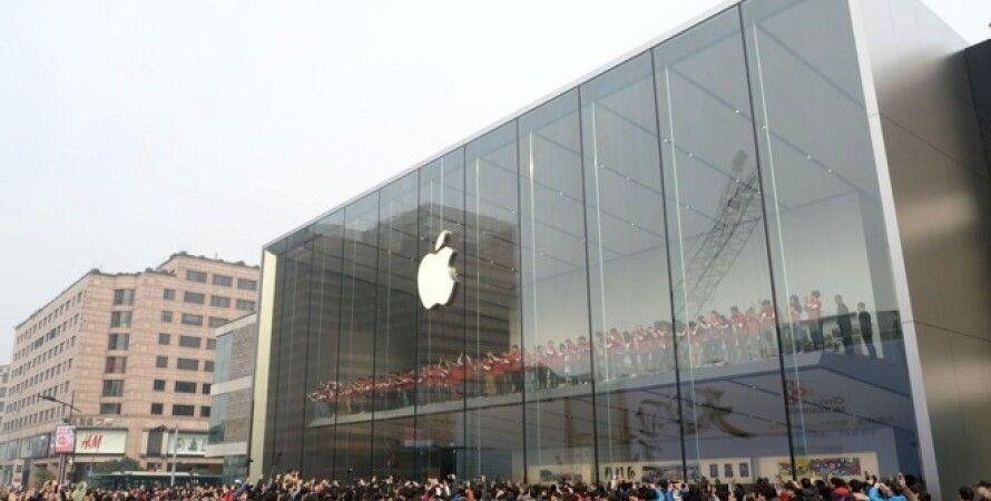 Магазин Apple в Ханчжоу / Фото: appleinsider.com