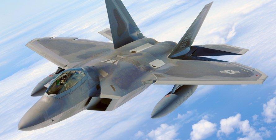 F-22 Raptor / Фото: af.mil