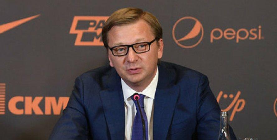 Сергей Палкин, Шахтер