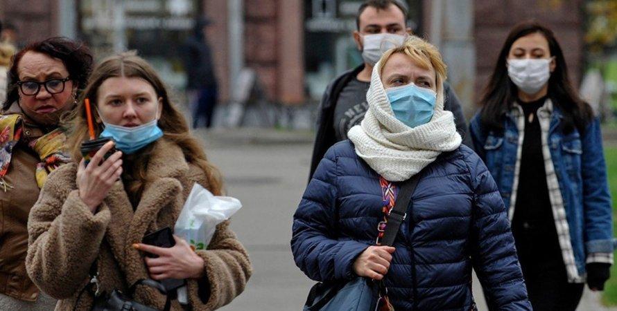 коронавірус, Україна, локдаун, covid-19