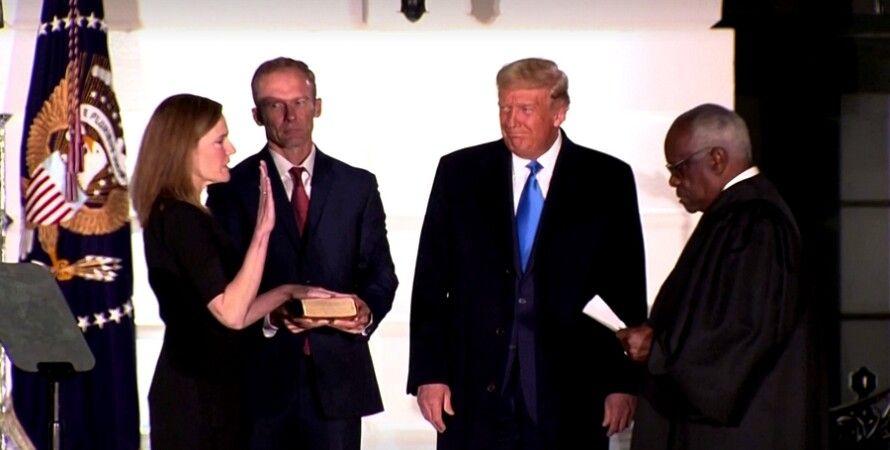 Скриншот: YouTube / Whitehouse