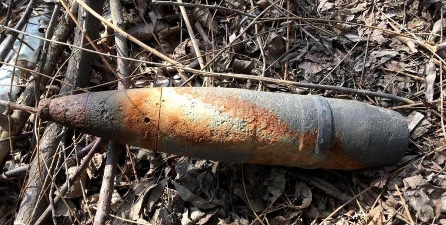 Київ, ДСНС, снаряди, міни, вибухотехніки