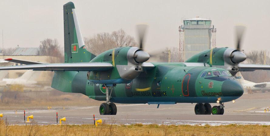 модернизация антонова ан-32б
