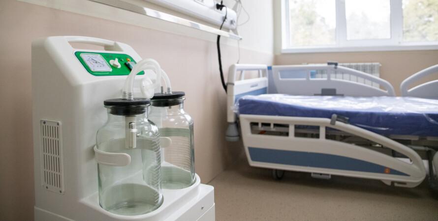 коронавирус, украина, covid-19, больница