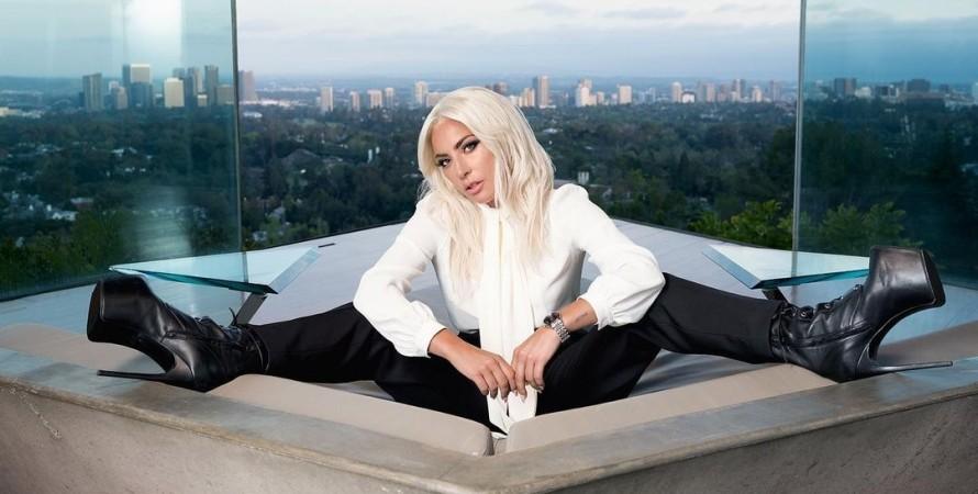 Леди Гага, каблуки