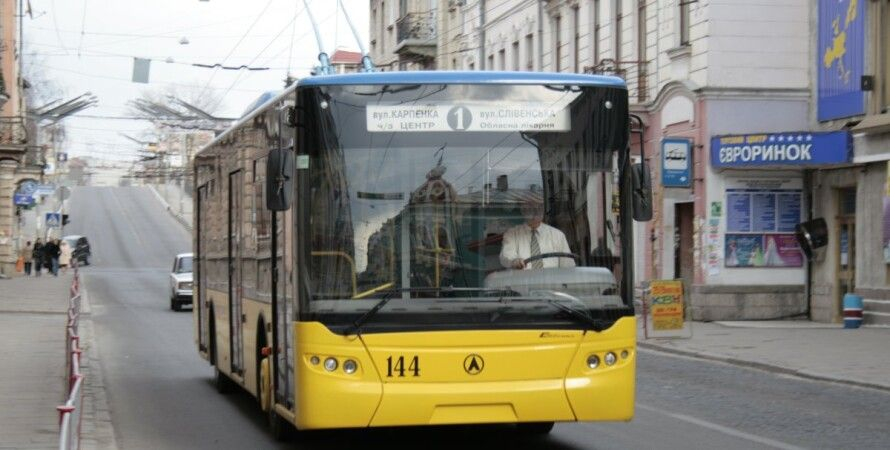 электротранспорт, переход украины на экотраспорт, зеленый транспорт в украине, план на 2030