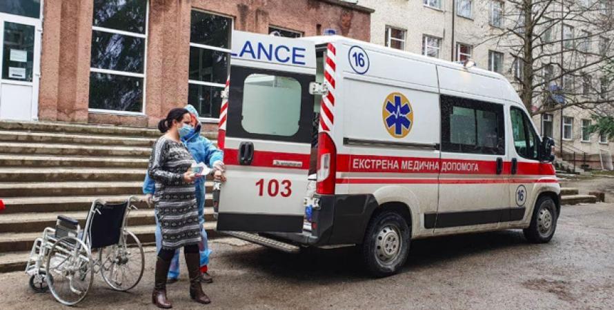 черновцы, пожар в больнице, черновицкая городская больница, уголовное производство, полиция