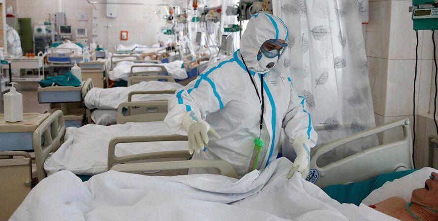 Коронавирус, Израиль, больница, COVID-19