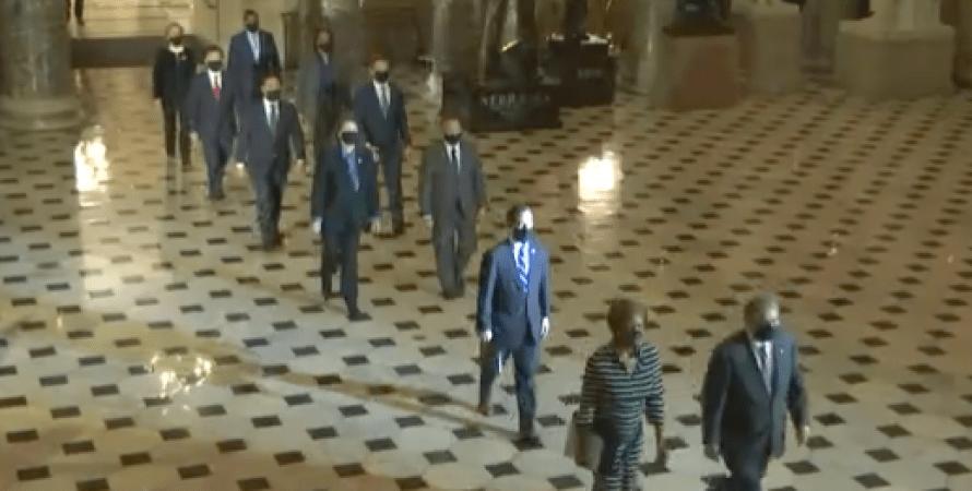 конгресмени, сенат, Капітолій
