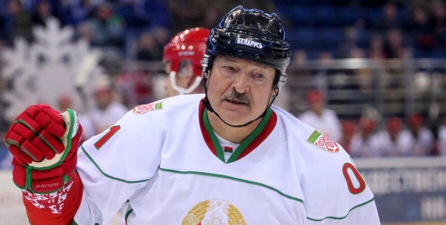 Лукашенко, александр лукашенко, хоккей, беларусь