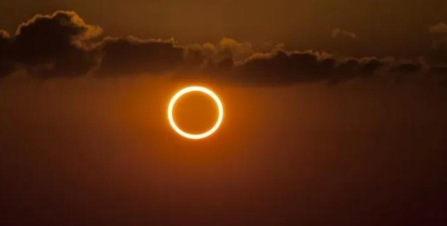 Солнце, затмение, 10 июня,