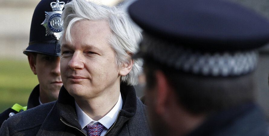 Джулиан Ассанж / Фото: Reuters