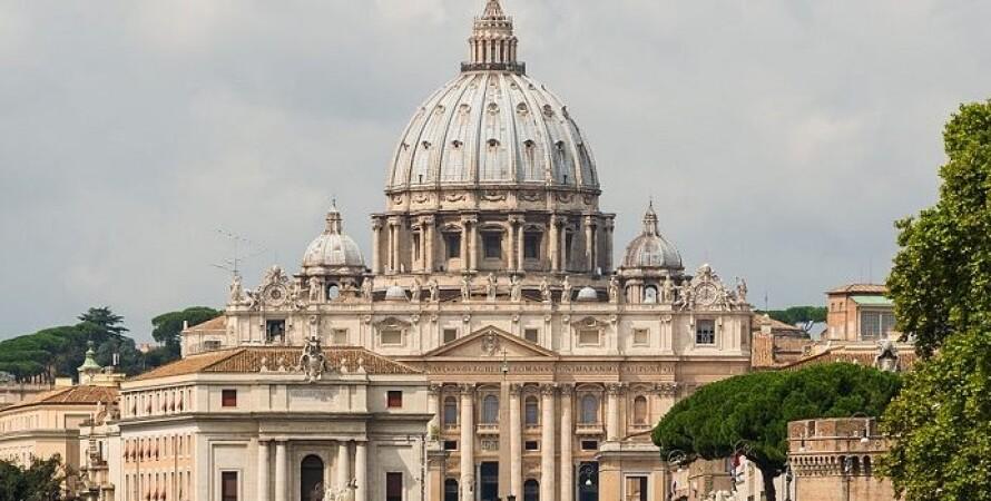 Ватикан, домагання, собор святого петра, базиліка святого Петра, семінаристи