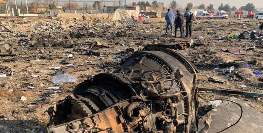 мау, самолет, иран, авиакатастрофа, компенсация