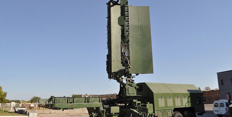"""радар, ВСУ, Укроборонпром, РЛС, радиолокационная станция, НПК """"Искра"""", БТР-80"""