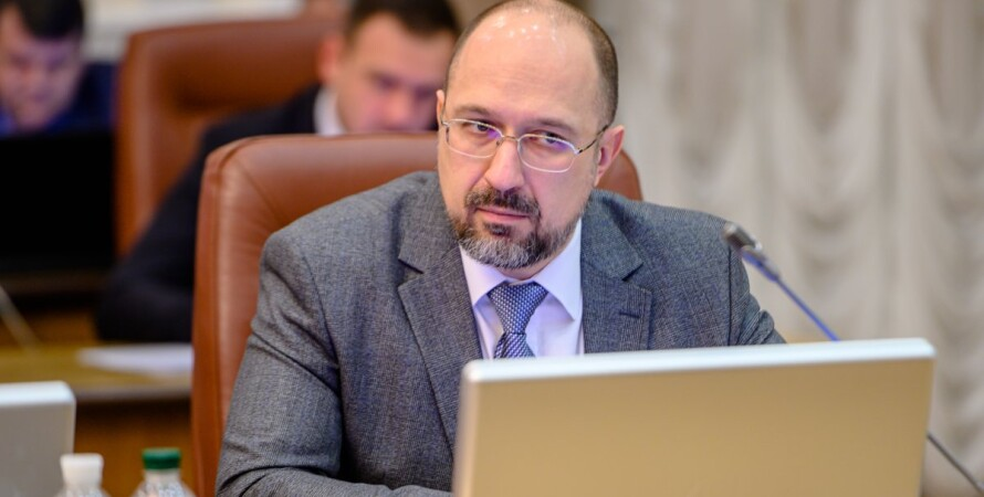 Денис Шмигаль, рівень недовіри, КМІС, інтерв'ю, прем'єр-міністр
