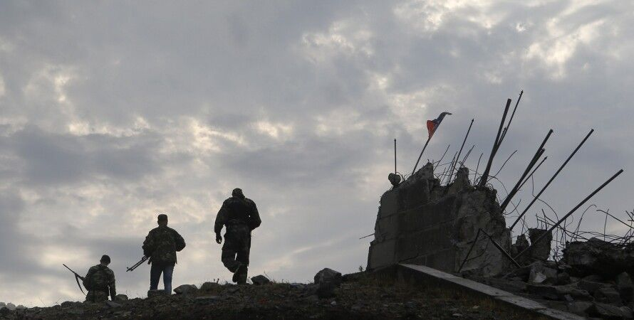 Боевики в Донбассе / Фото: 112.ua