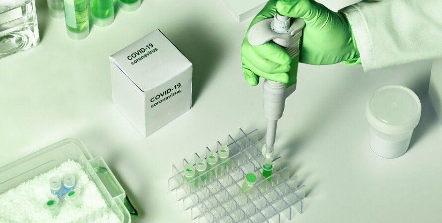 Лабораторія, коронавірус, covid-19, штам коронавируса, COVID-19