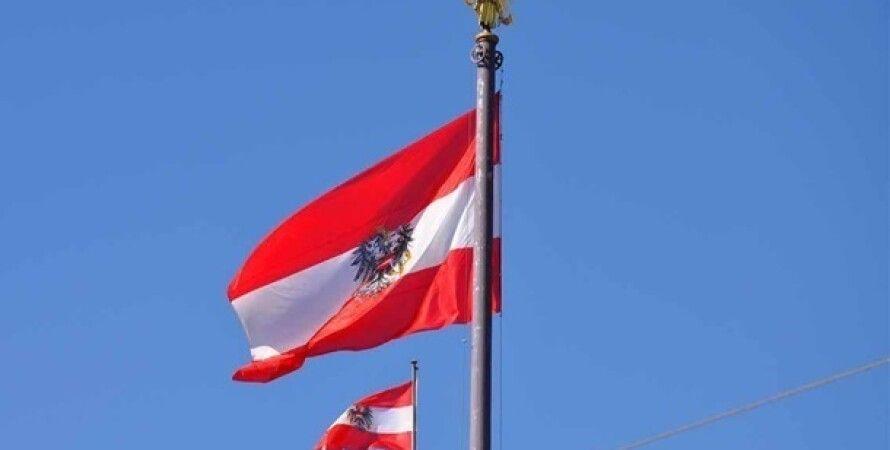 Флаг Австрии/Фото: francona.com