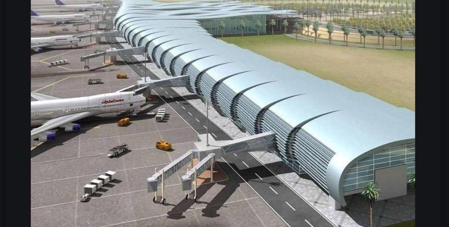 Аэропорт, Хургада, Египет, фото