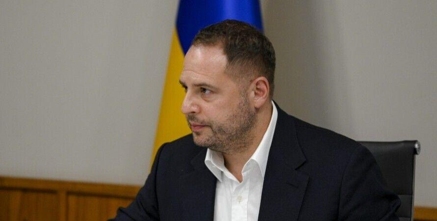 Андрій Єрмак, pfizer, коронавірус в Україні, вакцинація, вакцина від коронавируса